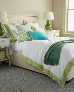 Java Frieze Bedding