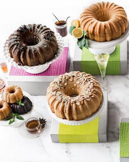 LIBERTY RICHTER Full-Size Liqueur Cakes