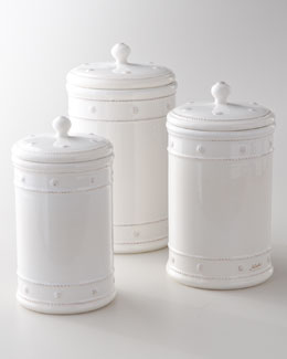 Juliska Berry & Thread Canisters