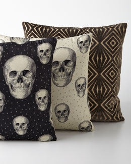 Calavera Pillows