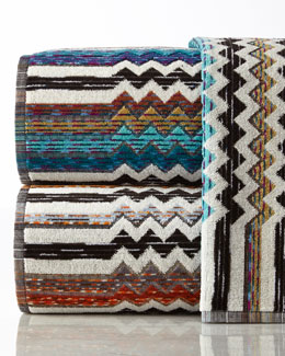 Missoni Home Collection Paul Towels