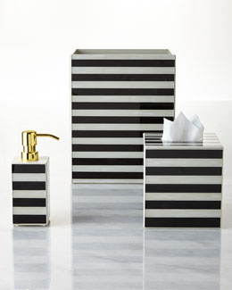 Waylande Gregory Striped Vanity Accessories