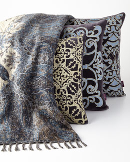 Sabira Cosmopolitan Chic Pillows & Throw