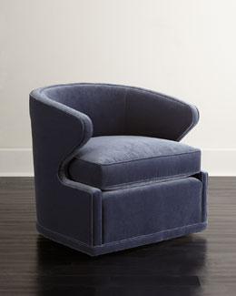Dyna St. Clair Swivel Chair