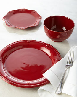 Juliska Berry & Thread Ruby Dinnerware