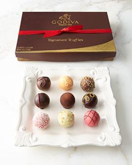 Godiva Holiday Truffle Boxes