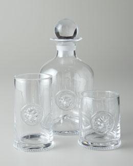 Juliska Victor Clear Glassware