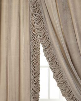 Sweet Dreams Romance Velvet Curtains