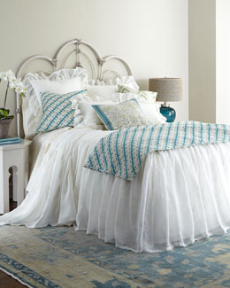 Pine Cone Hill Savannah Bedding & Bunny Williams Accessories