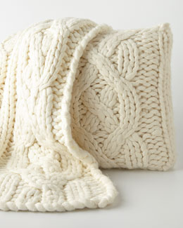Ugg for Home Knit Throw & Pillow