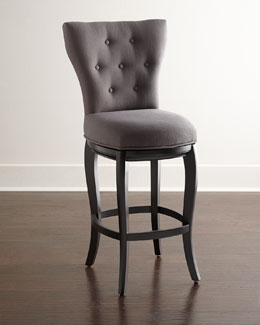 Dylin Tufted Swivel Stools