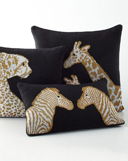 Animalia Pillows