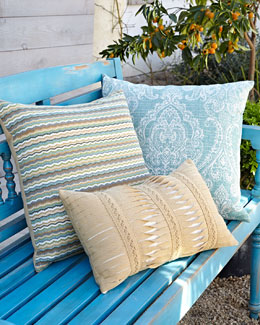 Nouveau Napa Outdoor Pillows