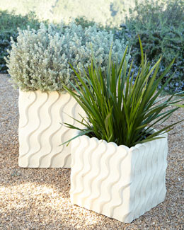 Shifting Sands Outdoor Planter
