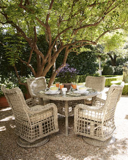 Madison Bay Outdoor Dining Furniture