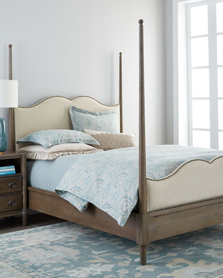 Adelaide King Poster Bed