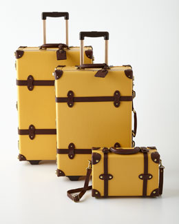 Yellow Correspondent Luggage