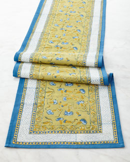 Bleuet Table Runners