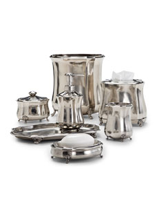 Labrazel Sofia Pewter Vanity Accessories