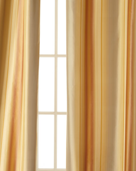"Each 52""W x 96""L Carleton Curtain"