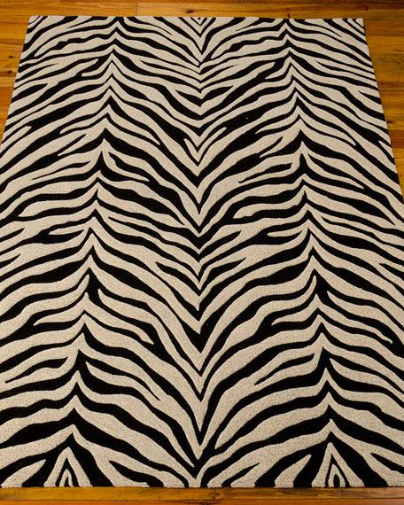 Guyer Zebra Rug