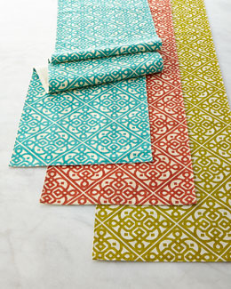 Lace It Up Table Runner