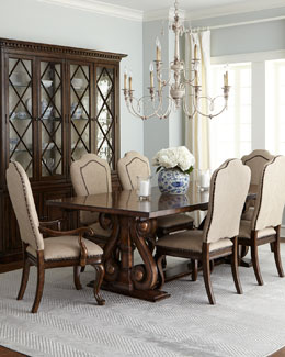 Brandy Dining Room Furniture