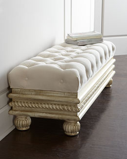 Zalkin Storage Bench