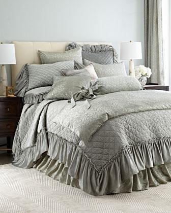 Estrella & Grazia Velvet Bedding