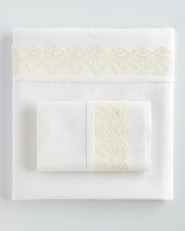 Carlyle Lace 420TC Sheet Sets
