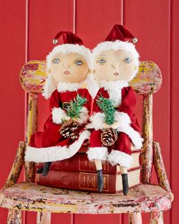 Folley & Finn Holiday Figures