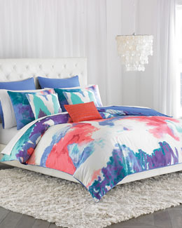 Painterly Bedding