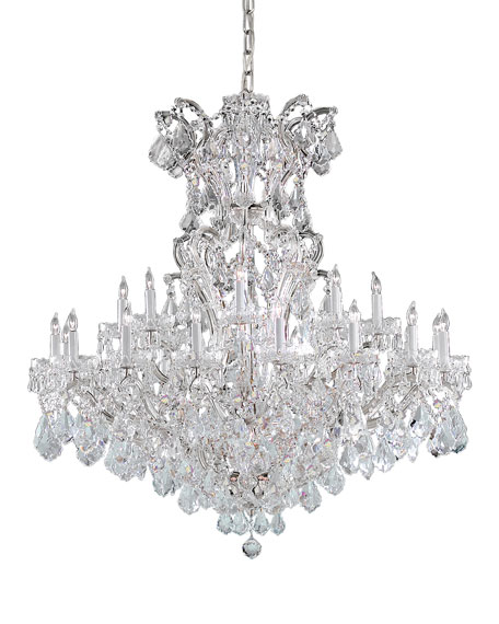 Maria Theresa 26-Light Chandelier