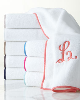 Signature Banded Towels