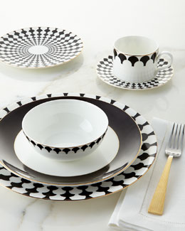 Grande Zelda & Vanderbuilt Dinnerware