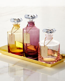 Rebel Decanters & Tray