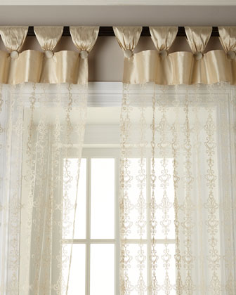 Elizabeth Lace Curtains