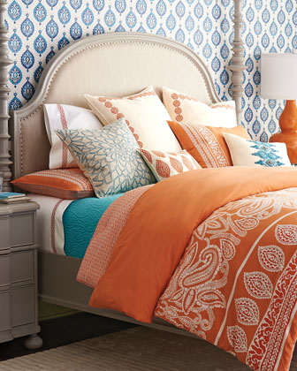 Catalina Paisley Bedding