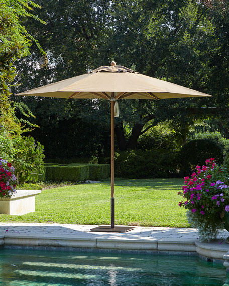 Cocoa Standard Canopy Outdoor Umbrella