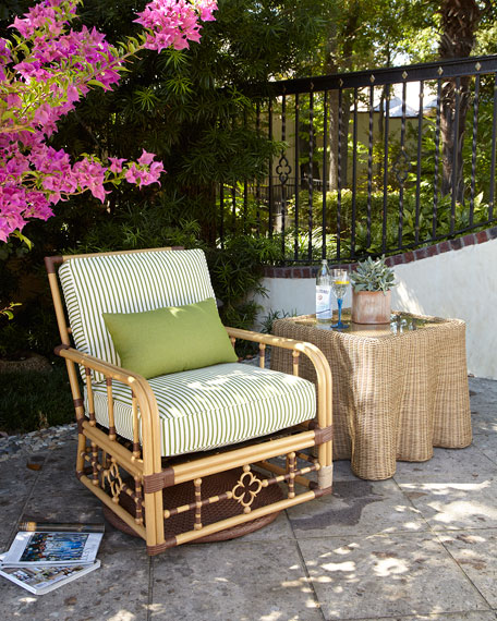 Mimi Swivel Glider Lounge Chair