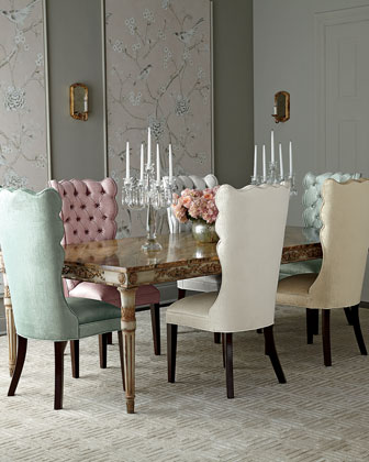 Pantages Dining Chair Annabelle Table