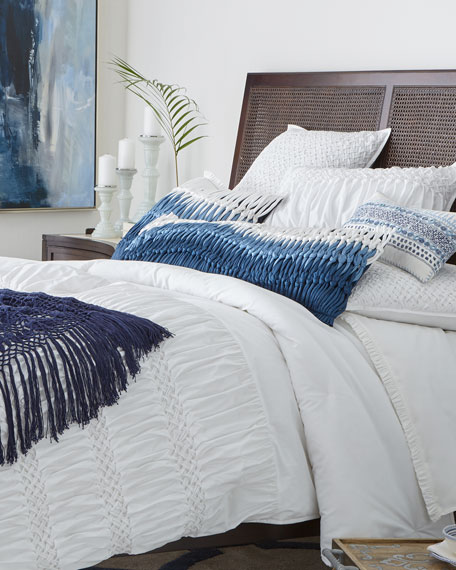 Full/Queen 3-Piece Geneva Comforter Set