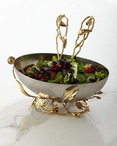 Enchanted Garden Large Bowl