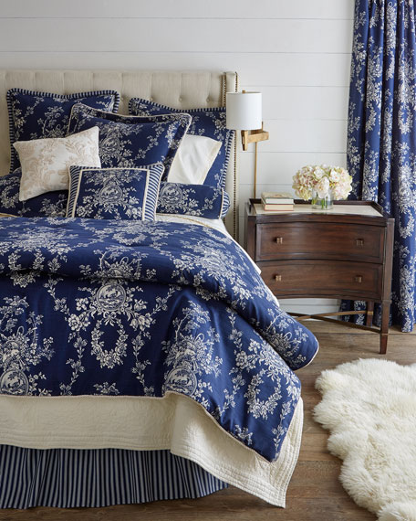 sherry kline home country toile bedding