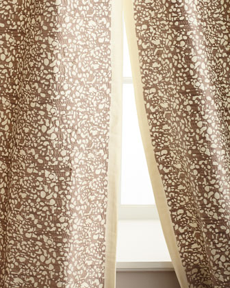 Shimmer Stone Curtains