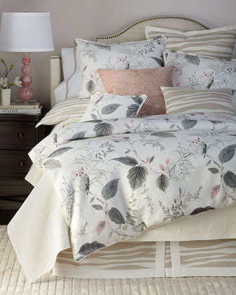 Owlish & Mona Zebra Bedding