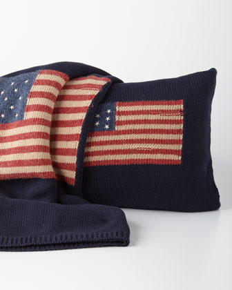 Parker Pillow & Throw