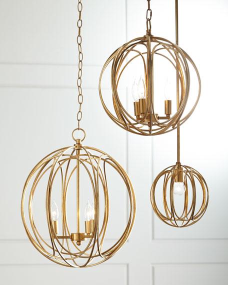 Ofelia Medium 3-Light Pendant