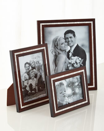 Marquetry Mother-of-Pearl Frames