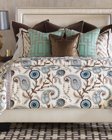 Queen Hudson Duvet Cover
